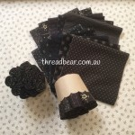 Fabric Muffin Black 2
