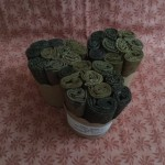 Fabric Muffin Green 3